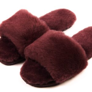 Sheepskin Spa Slippers